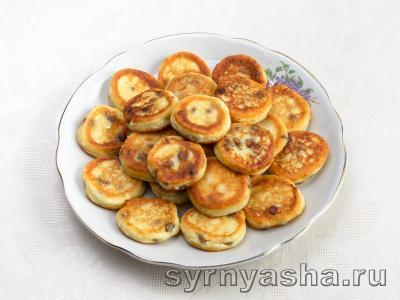 Вкусные сырники из творога – быстро и вкусно