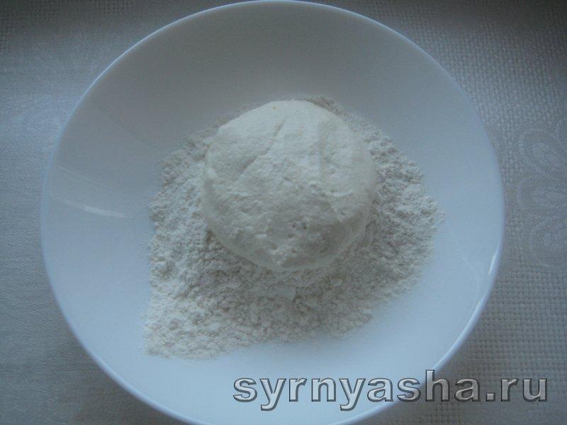 Нежные сырники без разрыхлителя теста и соды: фото 4
