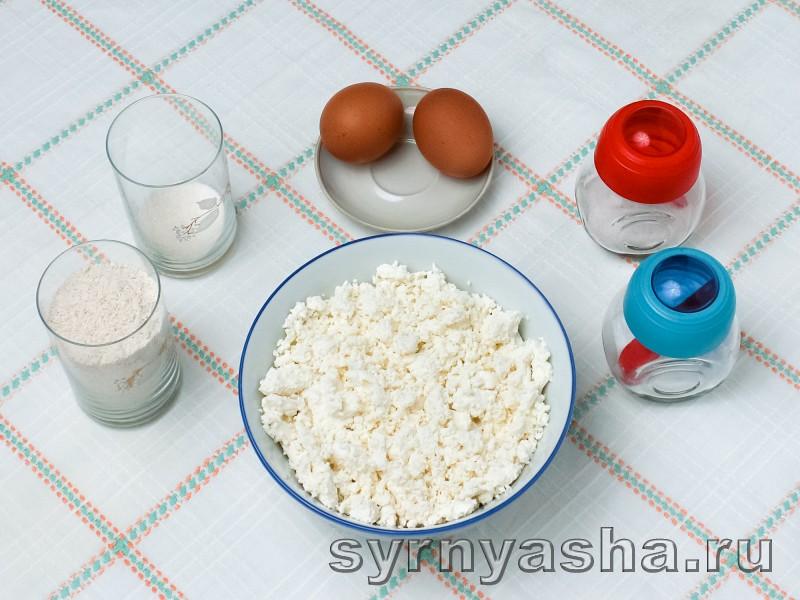 Сырники диетические: фото 1