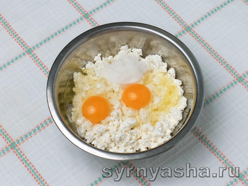 Сырники диетические: фото 2