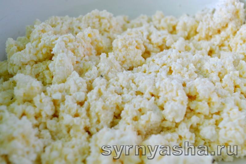 Сырники как в децком саду с молочно сметанной подливкой: фото 2