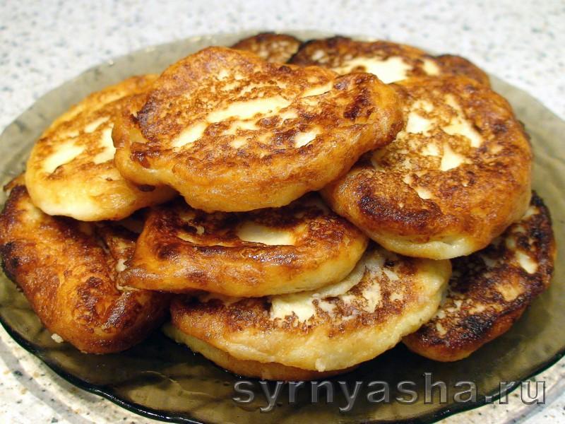 Сырники из прокисшего из творога рецепт пошагово