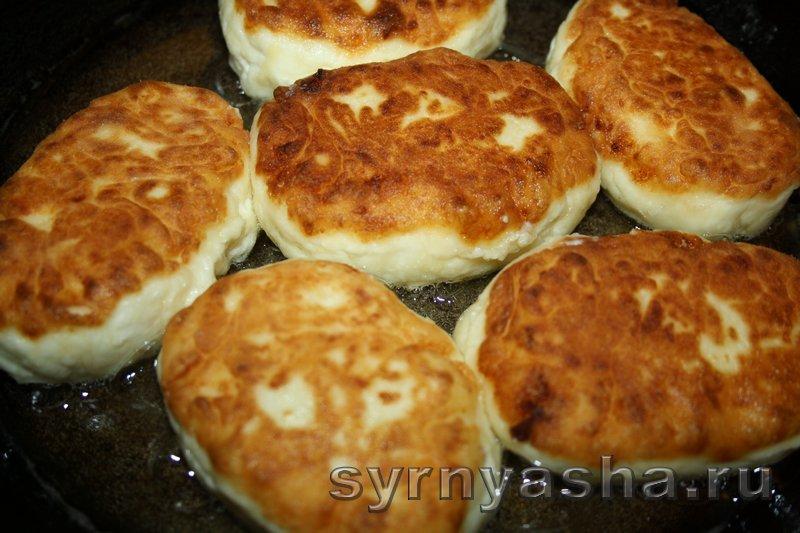 Сырники с сыром: фото 10