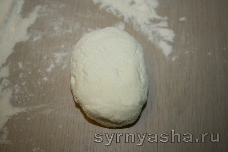 Сырники с сыром: фото 7