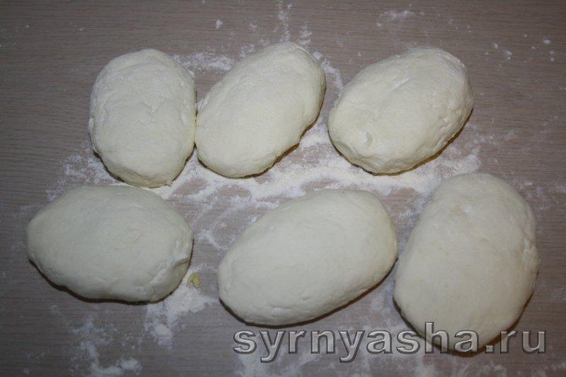 Сырники с сыром: фото 8
