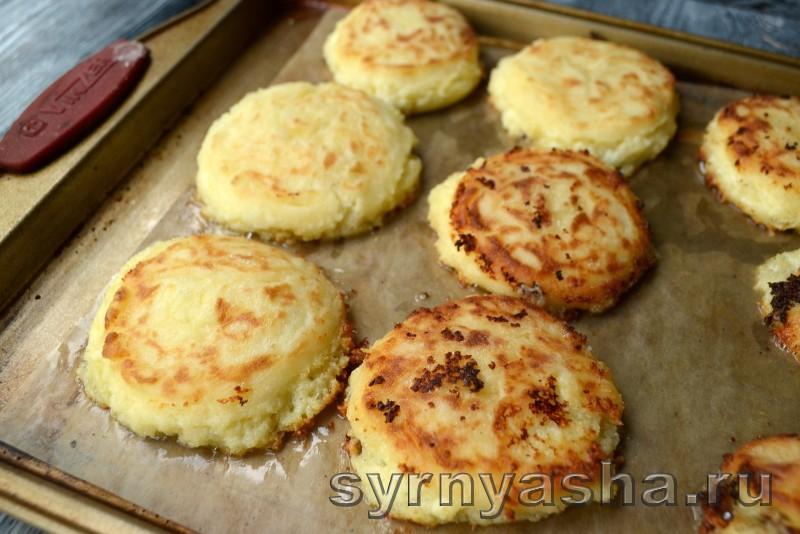 Сырники с творогом и рикоттой: фото 8