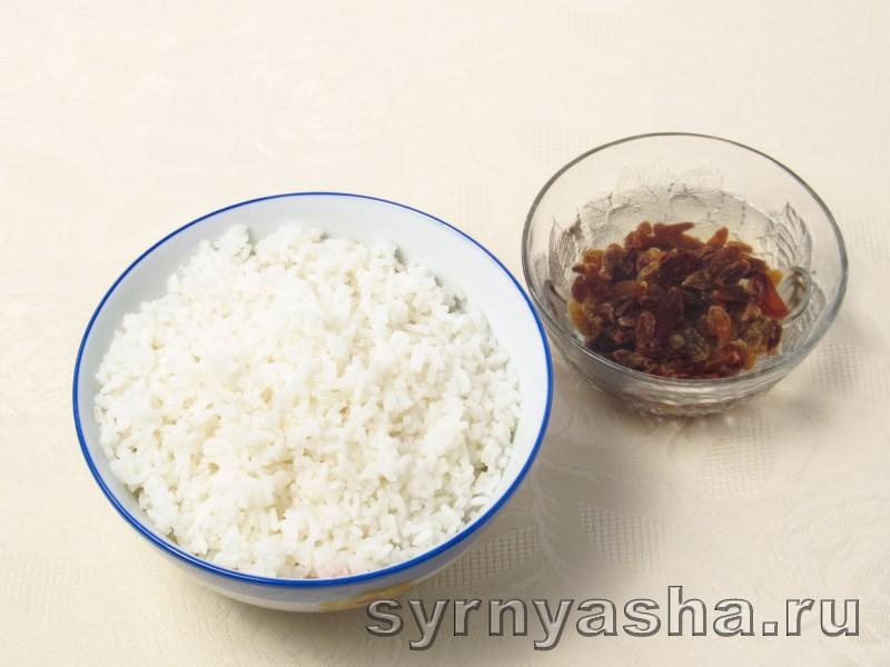 Творожно рисовая запеканка в духовке без муки и манки: фото 2