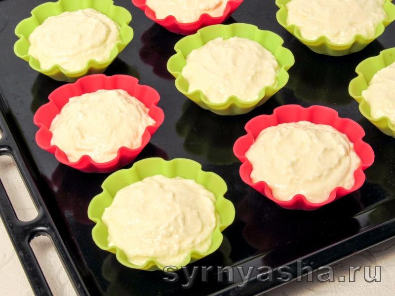 Творожное суфле в духовке рецепт без муки и манки: фото 4