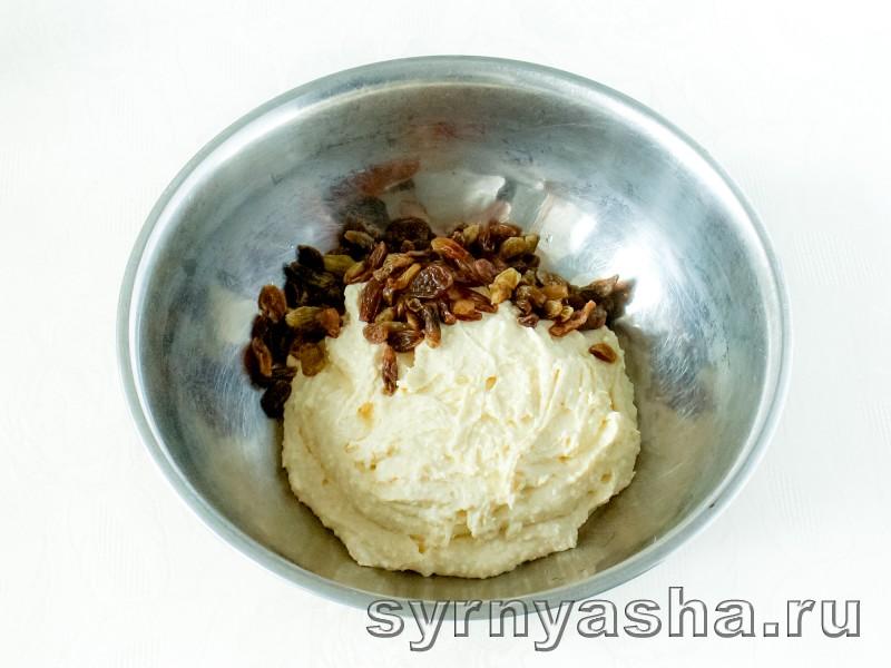 Воздушные сырники из творога в духовке: фото 3