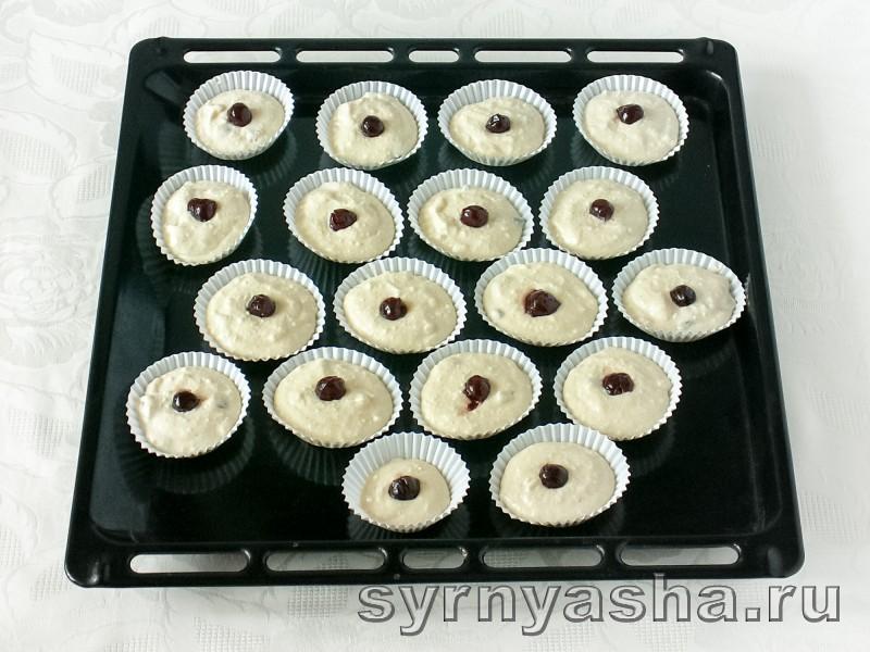 Воздушные сырники из творога в духовке: фото 6